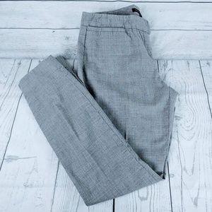 Theory Leska Rialto Slim Skinny Dress Pants 8